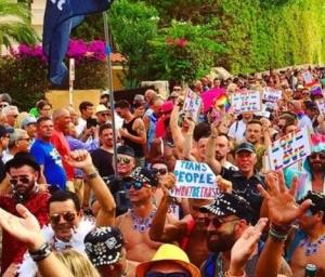 cover event Winter Pride Maspalomas 2021