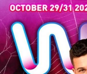 cover event Puerto Vallarta Halloween Weekend 2021