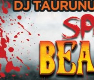 cover event 31 OCTOBER 2021 * SPOOKY BEAR PACT