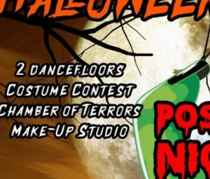 cover event Halloween Masquerade 2021 *Post-Mortem Nightmare!* by Bob Young & Maskworld Berlin