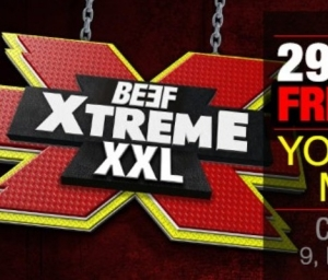 cover event BEEF XTREME XXL @ SHAGAL