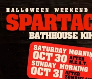 cover event SPARTACUS BATHHOUSE KIKI: PRIDE AFTERS