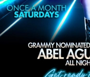 cover event SOLD OUT - Prism presents Abel All night long