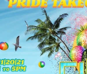 cover event Fort Lauderdale Pride Weekend with DJ Cindel