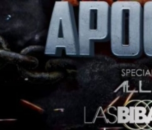 cover event Medusa APOCALYPSE w/ DJ Allison Nunes & DJ Las Bibas from Vizacaya