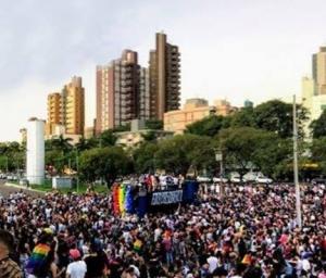 cover event 9ª Parada LGBT de Maringá