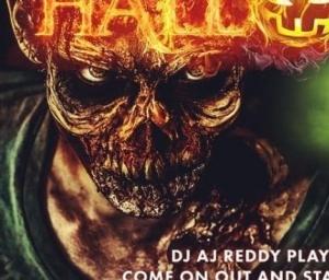 cover event Wilton Manors, FL   DJ AJ REDDY Halloween Kick Off