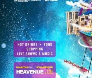 cover event HEAVENUE Cologne - gay christmas market
