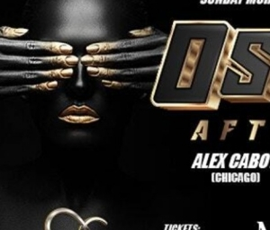 cover event Oscuro Afterhours with DJs Alex Cabot & Jose Spinnin Cortes