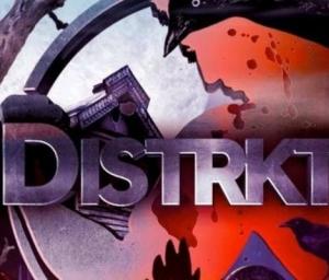 cover event Distrkt C - HALLOWEEN WEEKEND with DJ ED WOOD