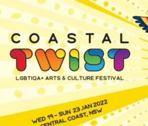 cover event Coastal Twist LGBTIQA+ Arts & Culture Festival