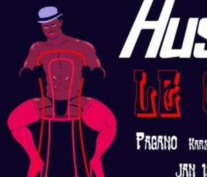 cover event HustlaBall Cabaret