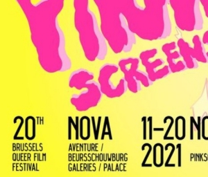 cover event 20th Pink Screens - Brussels Queer Film Festival