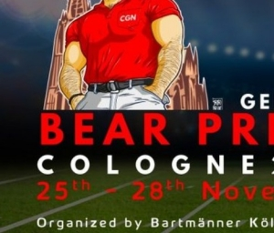 cover event BEAR PRIDE COLOGNE 2021