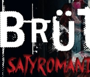 cover event Brüt LA Halloween Satyromania