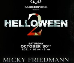 cover event Masterbeat Helloween 2 NYC
