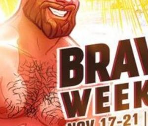 cover event Brawny Bear Weekend 2021 - Puerto Vallarta