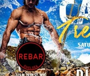 cover event Calibr Treasures Ft.Dj Billy Lace