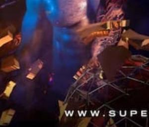 cover event SUPER FESTAS WEEKEND (JUNGLE PARTY 15 ANOS COM DJ ARON)